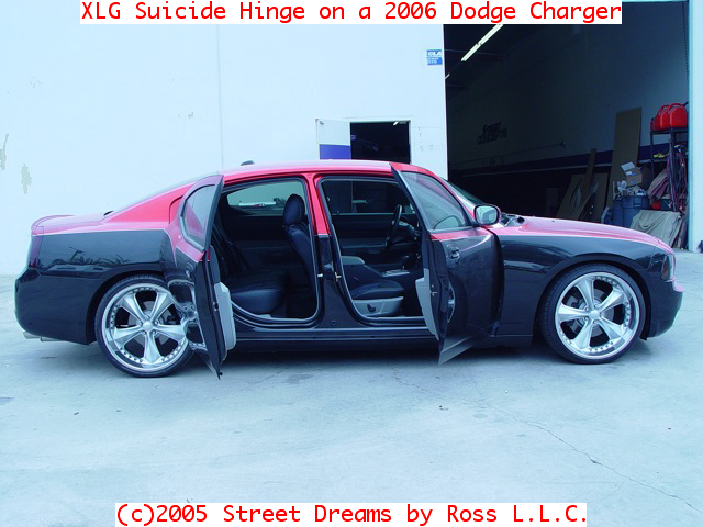 Street Rod Suicide Hinges For Doors Hoods Street Dreams By Ross